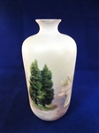 R.S. Prussia Swan Vase Early Red Mark 1870-1918