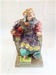 "Royal Doulton Figurine ""The Old King"" HN 2134"
